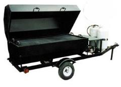Rental store for Propane Grill, Towable Large in Columbia MO