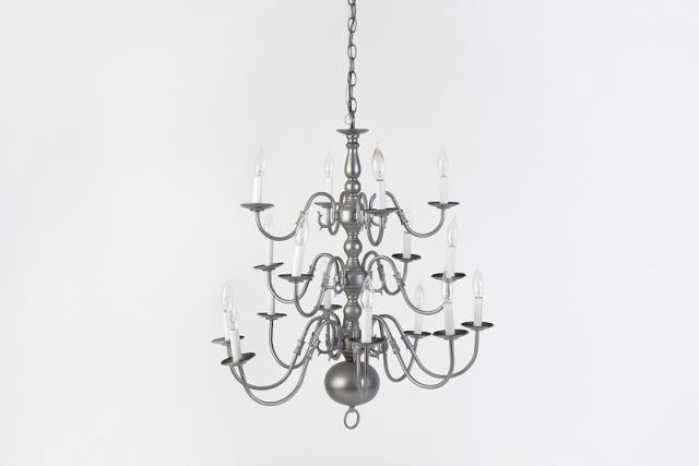 Where to find Chandelier, Silver 16 Lt in Columbia