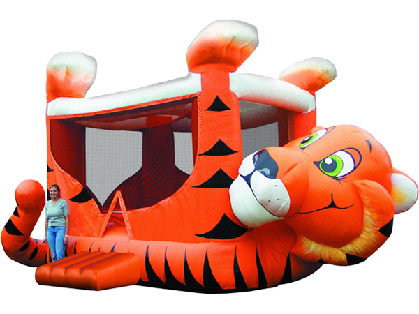 Where to find Inflatable, Tiger Belly Bounce in Columbia