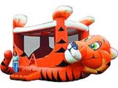 Rental store for Inflatable, Tiger Belly Bounce in Columbia MO