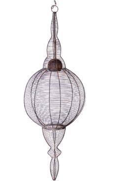 Where to rent Chandelier, Rustic Large Ball and Cone in Columbia MO