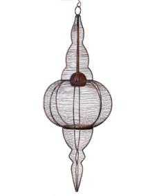 Where to rent Chandelier, Rustic Small Ball and Cone in Columbia MO