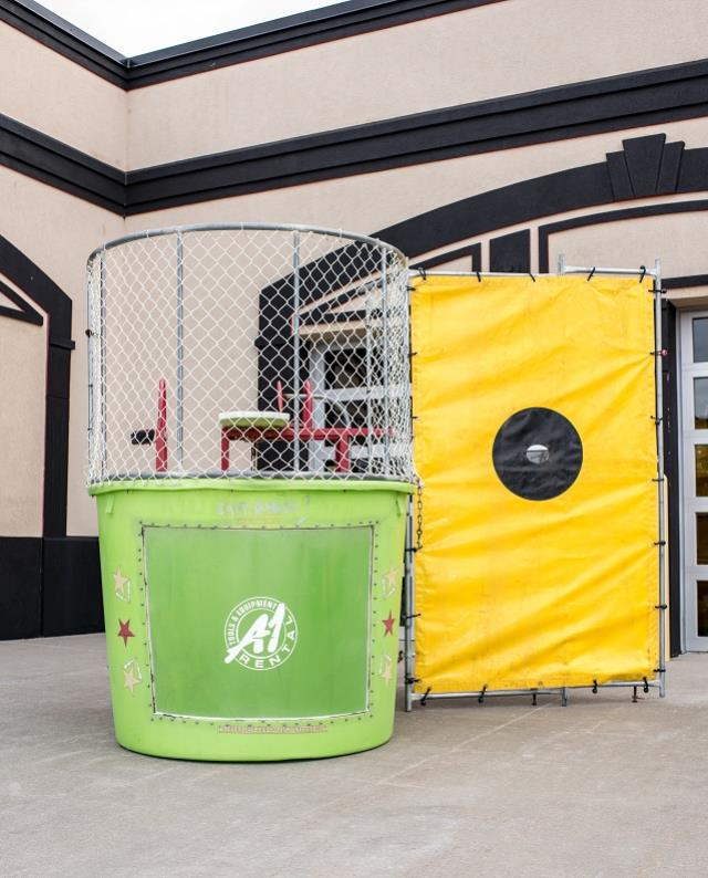 Where to find Dunk Tank, Portable Towable in Columbia