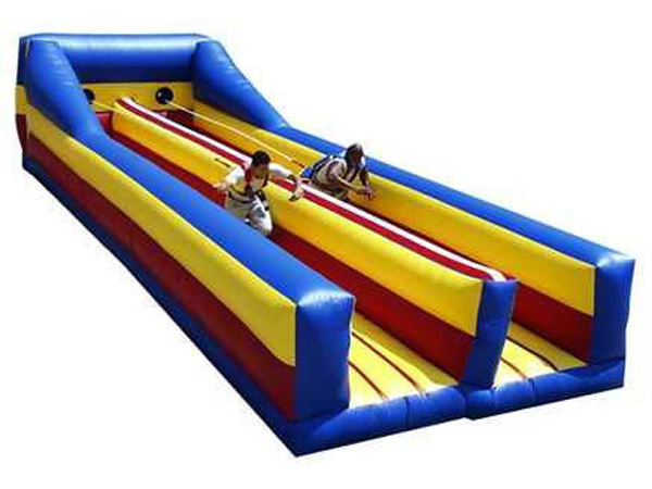 Where to find Inflatable, Bungee Runner in Columbia