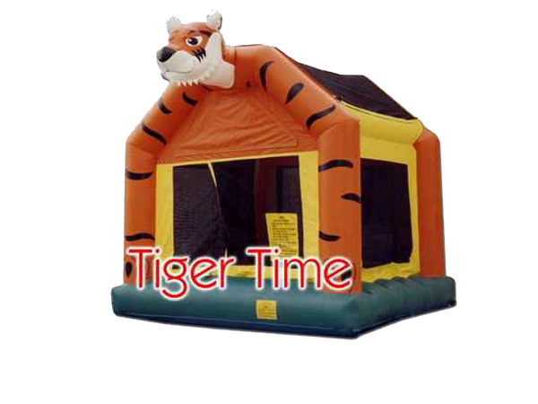 Where to find Inflatable, Tiger Bounce in Columbia