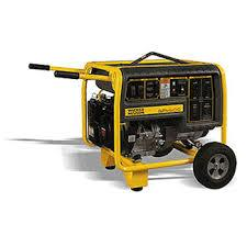 Where to find Generator, 9,700 Watt Gas, Wacker in Columbia