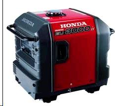 Where to find Generator, 3000 Watt, Honda in Columbia