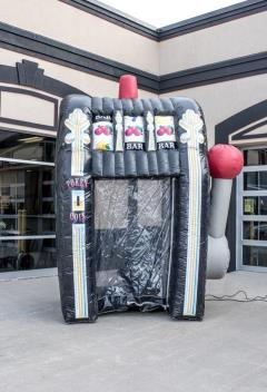 Rental store for Inflatable, Slot Machine Money Machine in Columbia MO