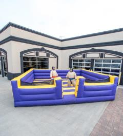 Rental store for Inflatable, Sumo Suits w Ring in Columbia MO