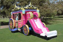 Rental store for Inflatable, Princess Carriage in Columbia MO