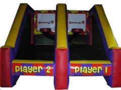Rental store for Inflatable, Pop-A-Shot in Columbia MO