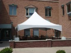 Rental store for Frame Tent, 20X20 Marquee in Columbia MO