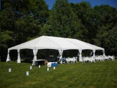 Rental store for Frame Tent,  30x30 in Columbia MO
