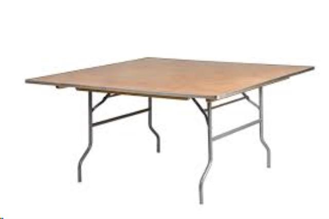 Where to find Table, Square 60 Inch in Columbia