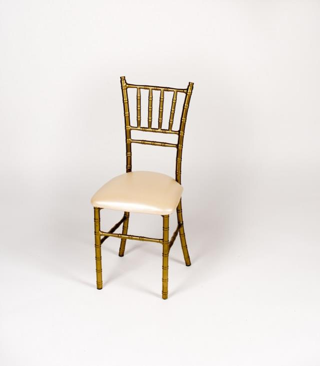 Where to find Chair, Children s Gold Chiavari in Columbia