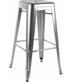 Rental store for Bar Stool, Elio Gunmetal 30in in Columbia MO