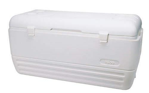 Where to find Cooler, White Igloo 150 QT in Columbia