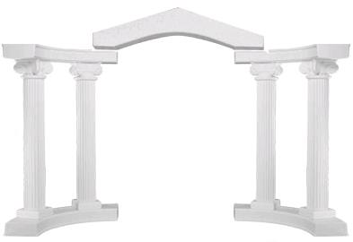 Where to find Colonnade, w  96in Columns in Columbia