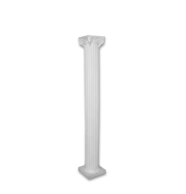 Where to find Column, Plastic 72in in Columbia