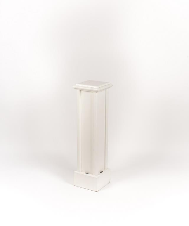 Where to find Column, Wood White 3ft in Columbia