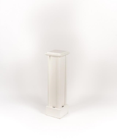 Rental store for Column, Wood White 3ft in Columbia MO