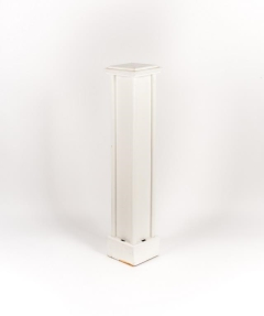 Rental store for Column, Wood White 4ft in Columbia MO