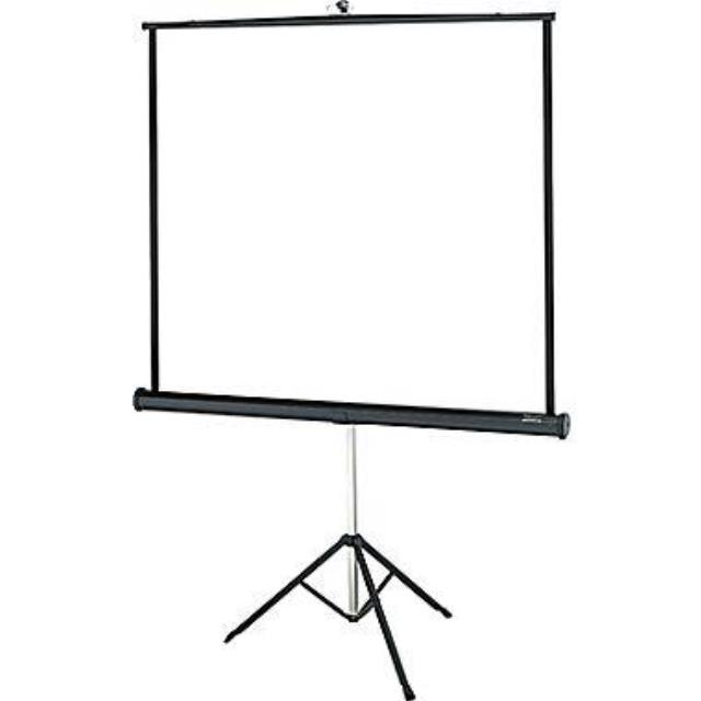 Where to find Screen, Movie on Tripod 96  X 96 in Columbia
