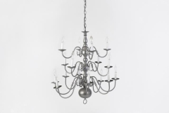 Rental store for Chandelier, Silver 16 Lt in Columbia MO
