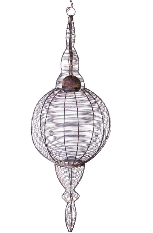Where to find Chandelier, Rustic Large Ball and Cone in Columbia