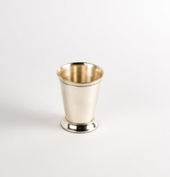 Rental store for Vase, Mint Julep Cup Silver in Columbia MO