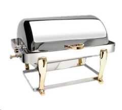 Rental store for Chafer, Rectangle 8qt Rolltop in Columbia MO