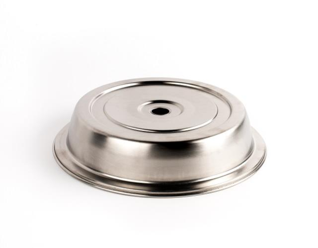 Where to find Plate Cover, 10.5 in Stainless in Columbia