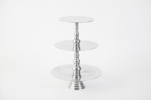Where to find Tray, 3 Tier Round 24 Inch in Columbia