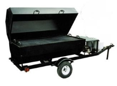 Rental store for Charcoal Grill, Towable Large in Columbia MO