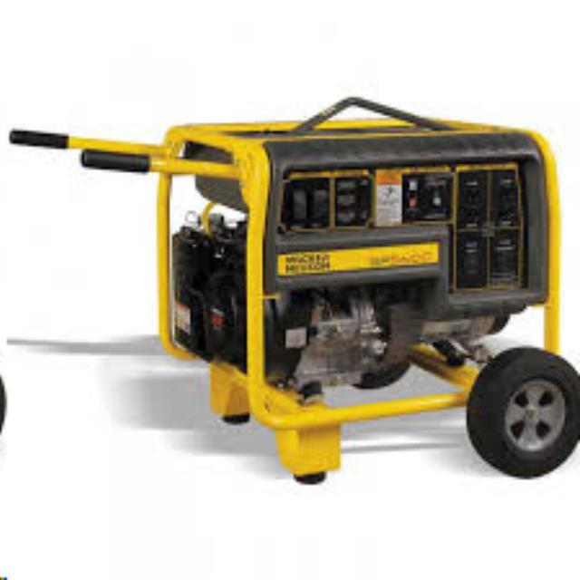 Where to find GENERATOR, 5600 WATT GAS  1 in Columbia