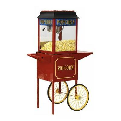 Where to find Popcorn Popper, With Cart RED in Columbia