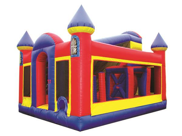 INFLATABLE BACKYARD OBSTACLE Rentals Columbia MO, Where to