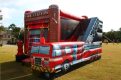 Rental store for Inflatable, Fire Station Combo in Columbia MO
