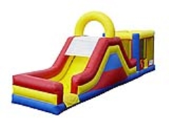 Rental store for Inflatable, Kid Combo Slide in Columbia MO