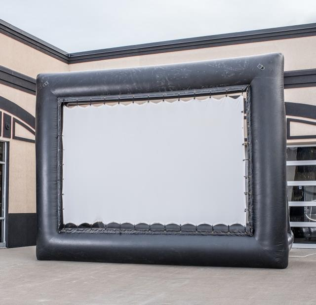Where to find Inflatable, Movie Screen in Columbia