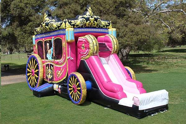 Where to find Inflatable, Princess Carriage in Columbia