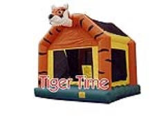 Rental store for Inflatable, Tiger Bounce in Columbia MO