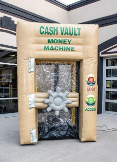 Rental store for Inflatable, Cash Vault Money Machine in Columbia MO