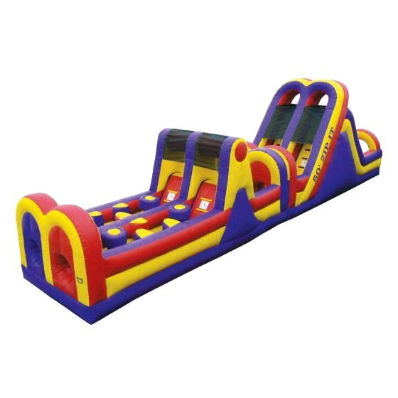 Where to find Inflatable, Obstacle Course 50  ZipIt in Columbia