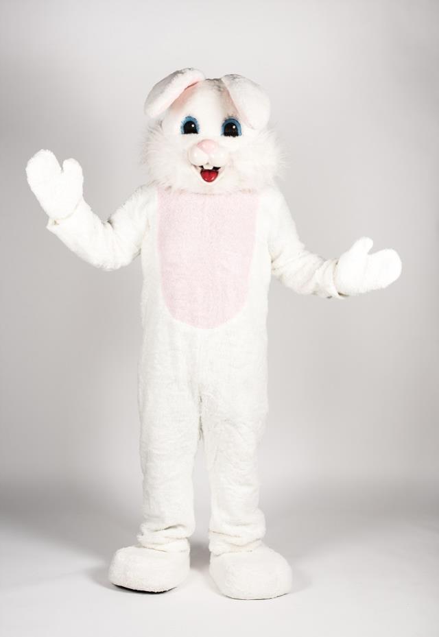 easter bunny costume rental