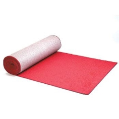 Rental store for Carpet Runner, Red 25 ft X 4 ft in Columbia MO