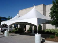 Rental store for Frame Tent, 20X30 Marquee in Columbia MO
