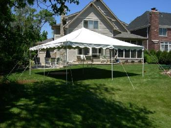 Where to find OTC, Tent 20X20 Party Canopy in Columbia
