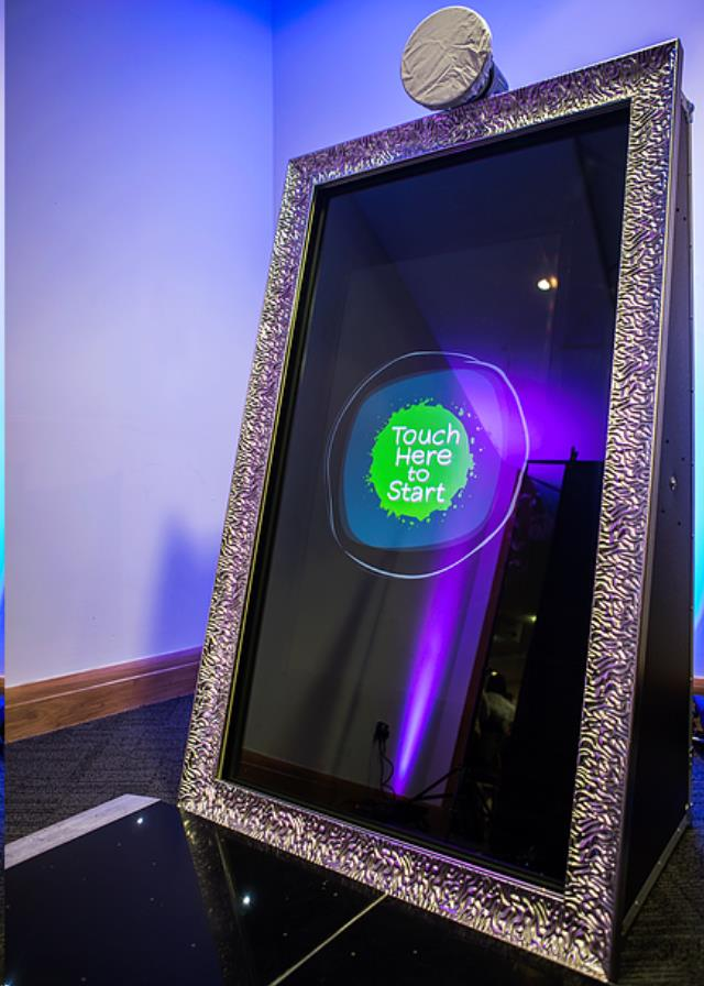 Where to find Photo Booth, Magic Mirror in Columbia