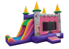 Rental store for Inflatable, Princess Combo in Columbia MO
